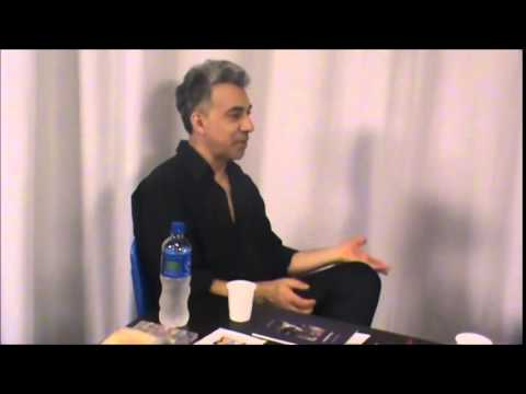 Músicos que hablan sobre la música / Daniel Mora