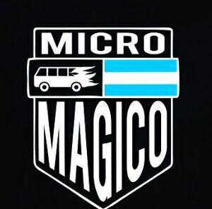 Cacha Micro Magico (backstage 1)