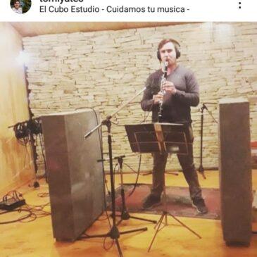 Tomas Galan (músico) / Conversaciones en cuarentena