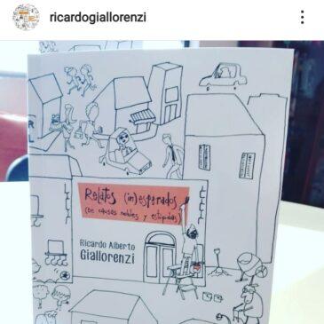 Ricardo Giallorenzi (escritor) / Conversaciones en cuarentena