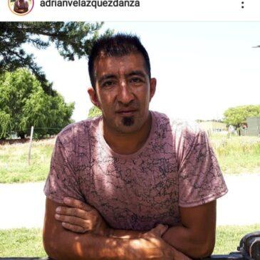 Adrian Velazquez (prof. de danzas folklóricas) / Conversaciones en cuarentena