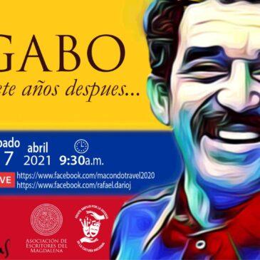 7 años sin Gabo – por Rafael Dario Jimenez (poeta y narrador colombiano)