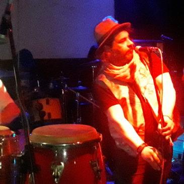 Diego Batyi el puente – en vivo en el Rimbaud-rock 6