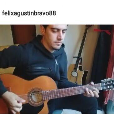 Felix Bravo (músico) parte 2 / Conversaciones en cuarentena