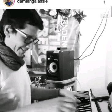 Damian Galassie (músico) / Conversaciones en cuarentena