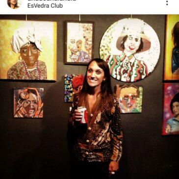 Analia Belleret (artista plástica) / Conversaciones en cuarentena